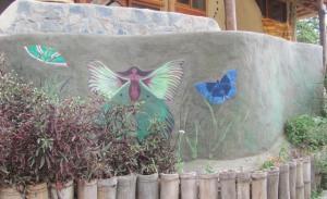 Butterfly Goddess-Diosa de Mariposas