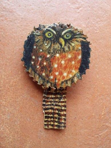 Chuncho-Andean Pygmy Owl